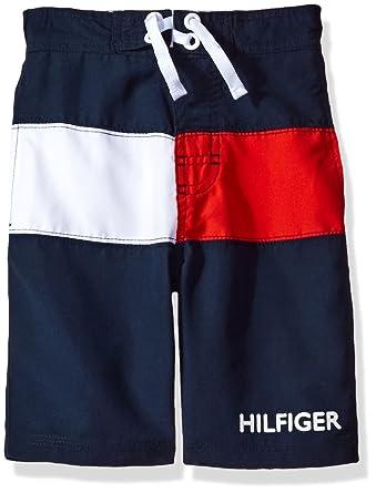 logo shorts - Blue Tommy Hilfiger i5r7d