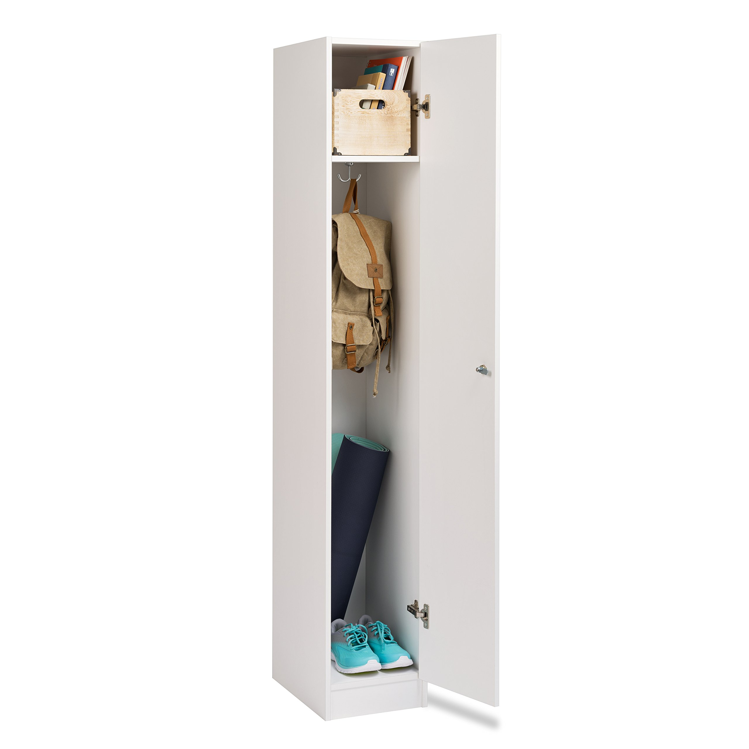 Prepac WSLS-0601-1 Elite Single Tier Locker