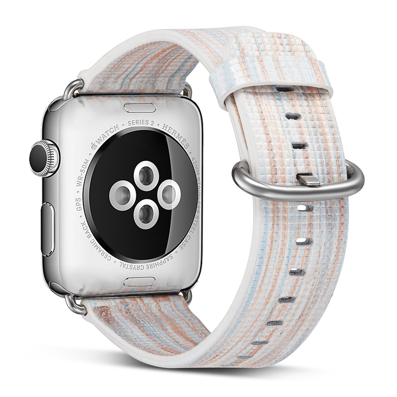 Malla Cuero para Apple Watch (38/40mm) PIERRE CASE [SLX68B]