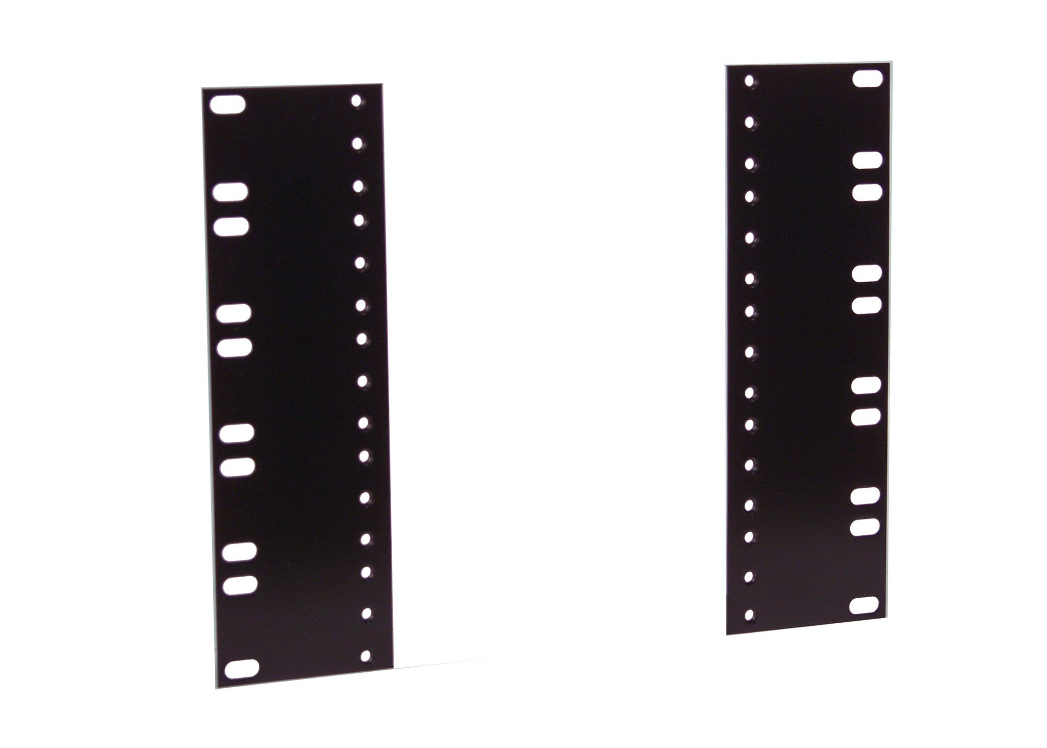 RCB1060-5U Rackmount 5U 23'' to 19'' Rack Reducer Adapter Bracket for 2 Post or 4 Post Cabinet (1 pair) by IAENCLOSURES