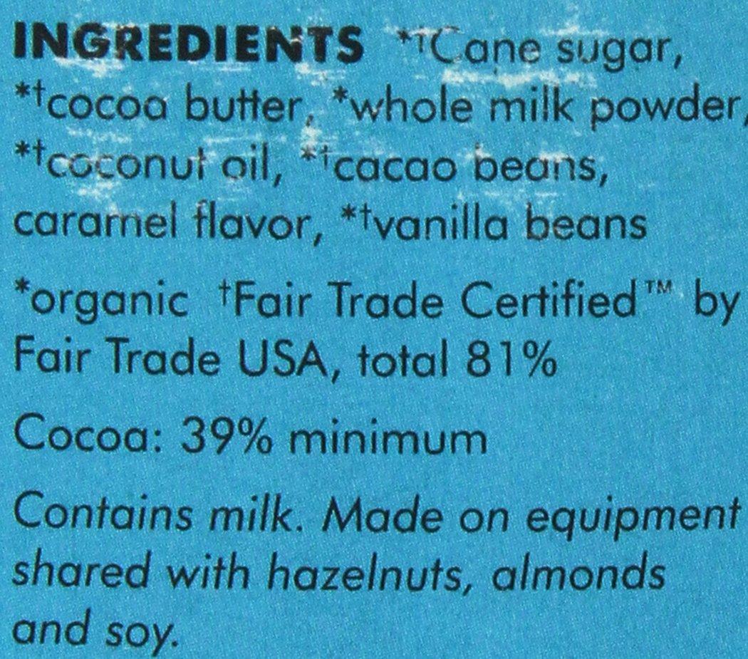 Alter Eco Organic Velvet Truffles, 0.42 Ounce (Pack of 60)