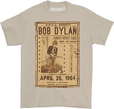 Bob Dylan /'Flyer/' T-Shirt NEW /& OFFICIAL