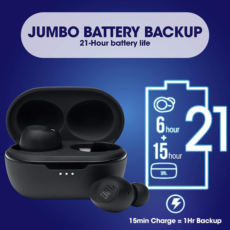 JBL C115 True Wireless Earbuds