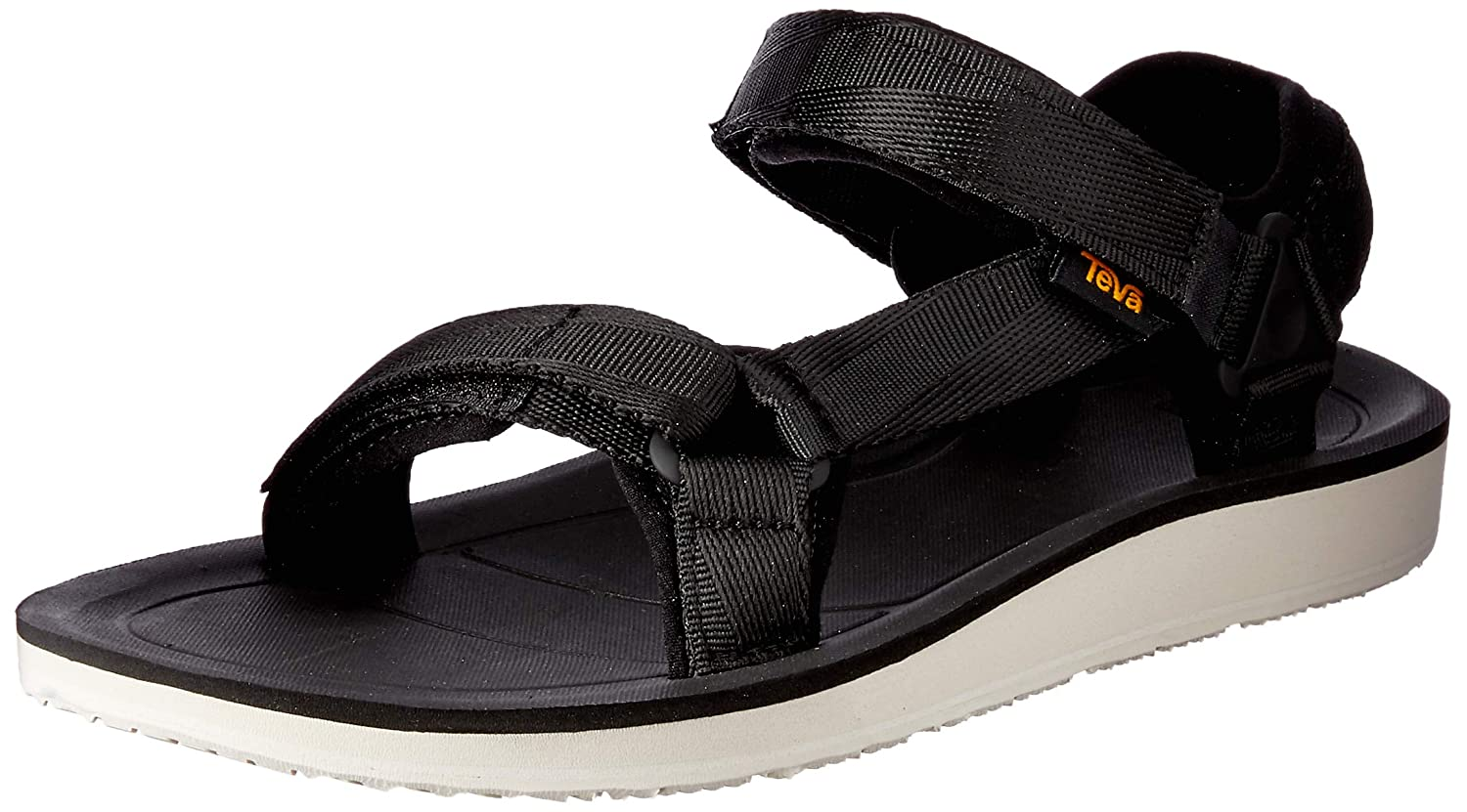 d9b708f8933319 Amazon.com | Teva Original Universal Premier Sandal - Women's Hiking Black  | Sport Sandals & Slides