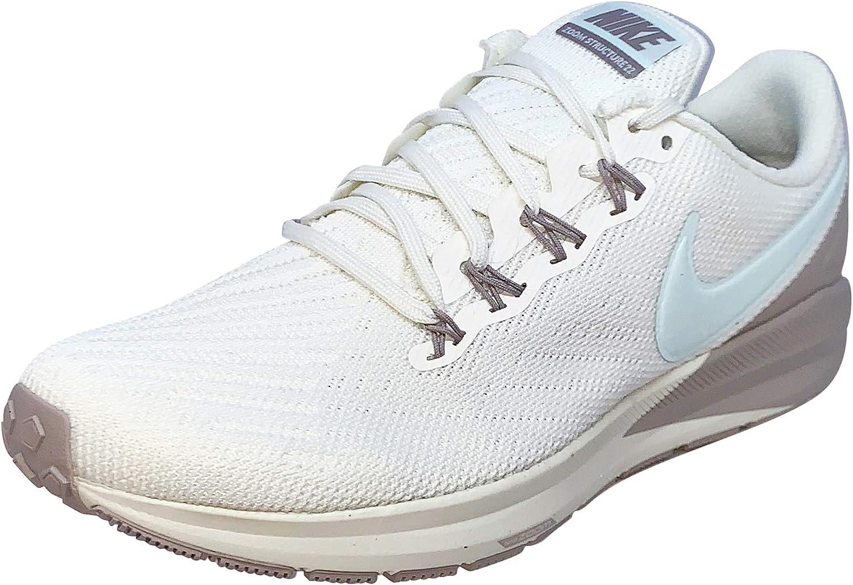 NIKE W Air Zoom Structure 22, Zapatillas de Atletismo para Mujer: Amazon.es: Zapatos y complementos