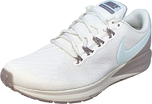 NIKE W Air Zoom Structure 22, Zapatillas de Atletismo para Mujer: Amazon.es: Zapatos y complementos