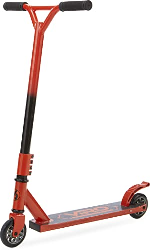 Viro Rides VR 230 Attitude Stunt Scooter Red Renewed