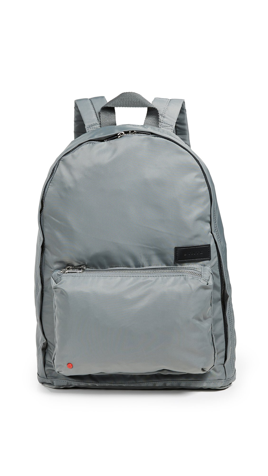 STATE Women's Lorimer Backpack, Steel Grey, One Size by STATE Bags