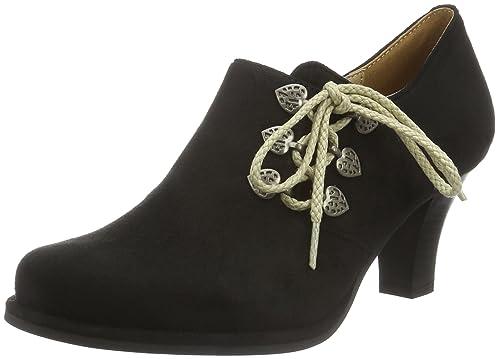 Hirschkogel by Andrea Conti 3591521 - Botines con Tacón para Mujer: Amazon.es: Zapatos y complementos