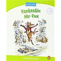 Level 4: The Fantastic Mr Fox (Pearson English Kids Readers)