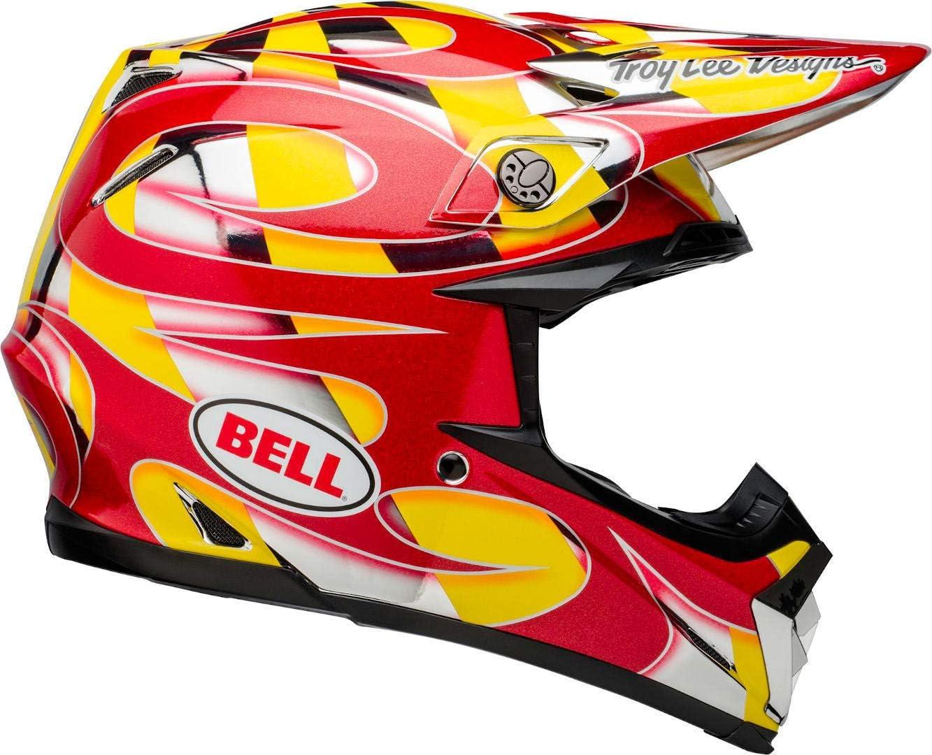 Bell Herren Moto 9 Mips Helme Auto