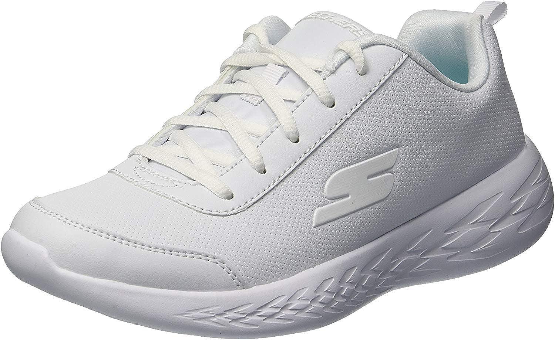 Skechers Go Run 600-recess Chic, Zapatillas para Niñas: Amazon.es ...