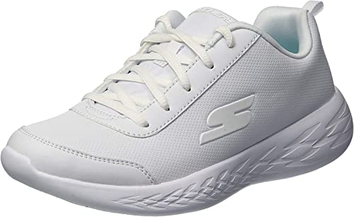 Skechers Go Run 600-recess Chic, Zapatillas para Niñas: Amazon.es ...