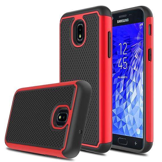 san francisco fe619 19fcb Elegant Choise Samsung Galaxy J7 2018 Case, Galaxy J7 Star, Galaxy J7  Crown, Galaxy J7 Refine, J7 V 2nd Gen, J7 Aero, J7 Star, J7 Top, J7 Crown,  J7 ...
