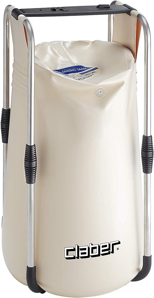 Claber 8061 Depósito de Agua-Magic Tank: Amazon.es: Jardín