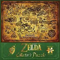 Rompecabezas de colección de The legend of Zelda