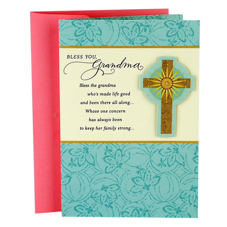 Amazon Hallmark Mahogany Mothers Day Religious Greeting Card