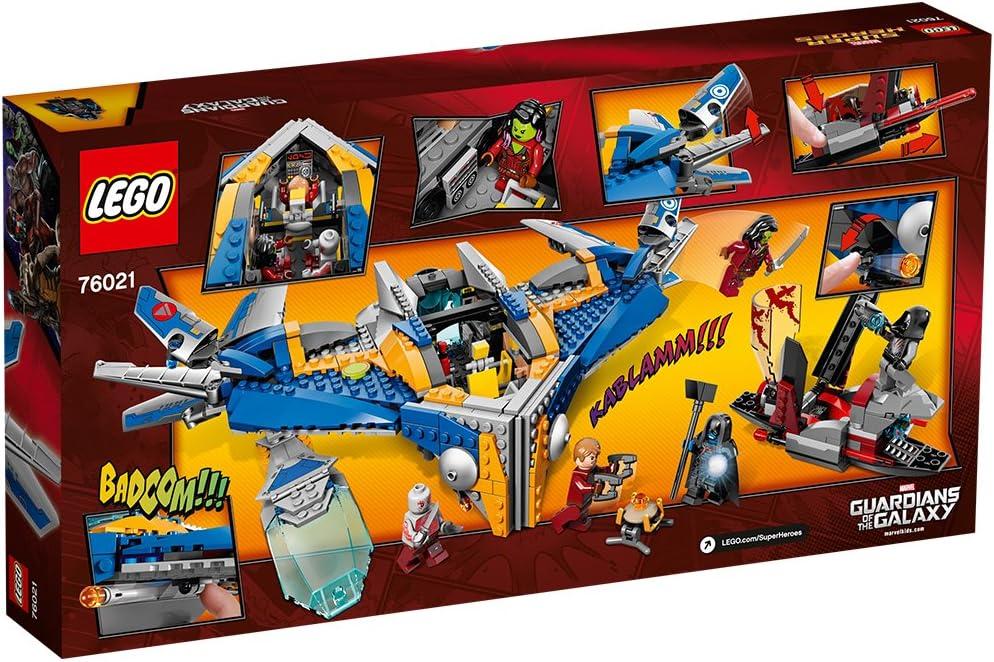 LEGO Super Heroes - Guardianes de la Galaxia, Rescate en la Nave ...