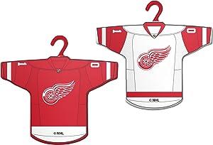 Boelter Brands NHL Unisex-Adult NHL Home & Away Jersey Ornament, 2-Pack