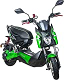 Electric Scooter E Rider 1200W Electric Street Bike Adult Motorcycle up to 28 mph (45km/h)