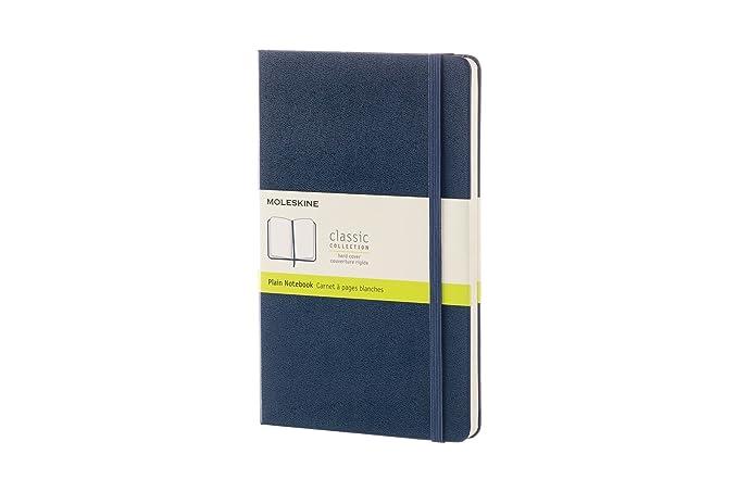 150 opinioni per Moleskine- Notebook Classic Pagina Bianca- Taccuino Copertina Rigida e Chiusura