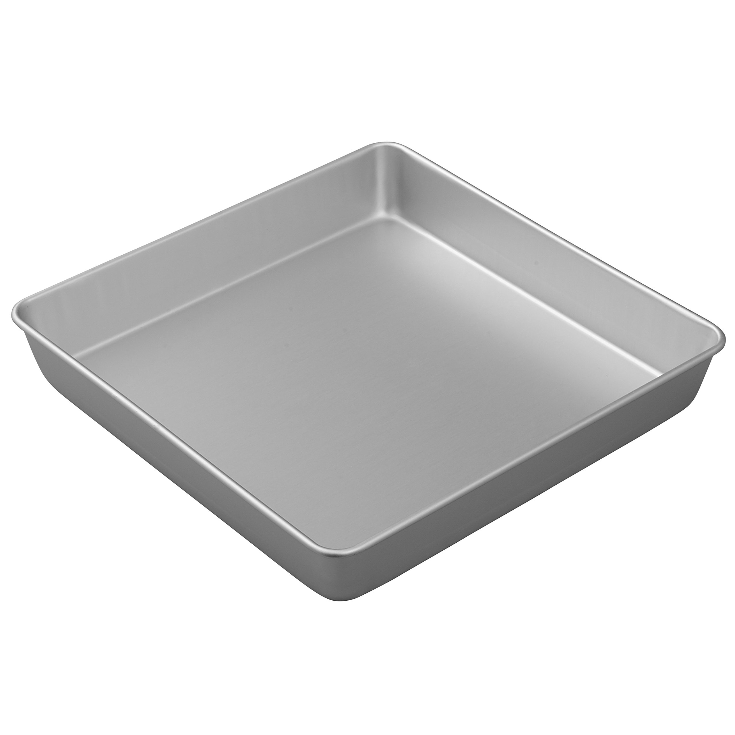 Wilton Performance Pans Aluminum Square Cake and Brownie Pan, 12-Inch by Wilton (Image #3)