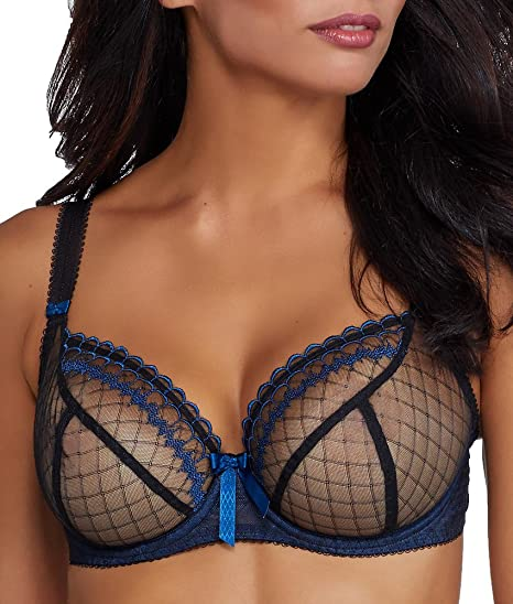 b3b84b7099d9c Freya Women's Plus-Size Pulse Underwire Balcony Bra: Amazon.ca ...