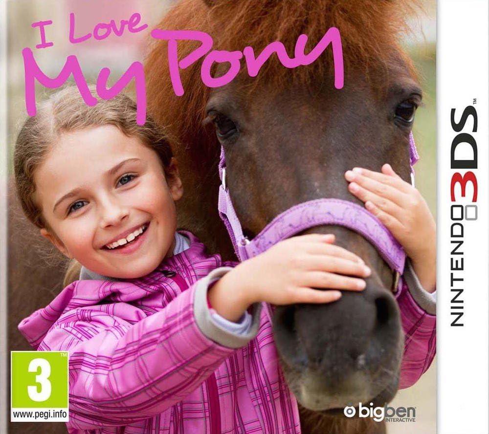I Love My Pony: Amazon.fr: Jeux vidéo