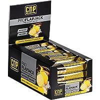 CNP Pro Flapjack - Lemon Meringue High Protein Flapjack Bars – 24 x 75g Protein Oat Bars