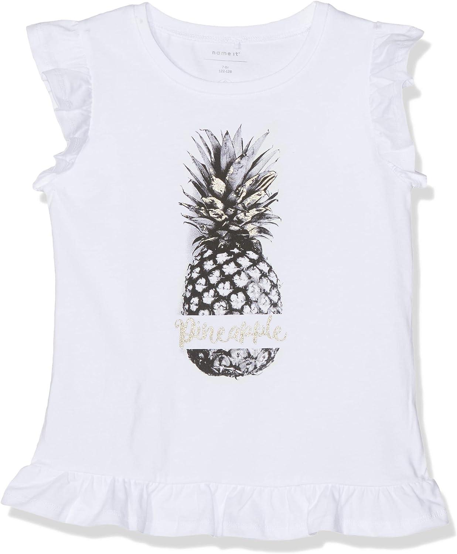 Name It Girls Nkfdora Ss Top Sun T-Shirt