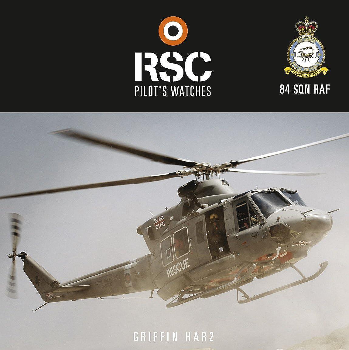 RSC5313, Griffin HAR2, RSC Pilot's Watches, Swiss Movement