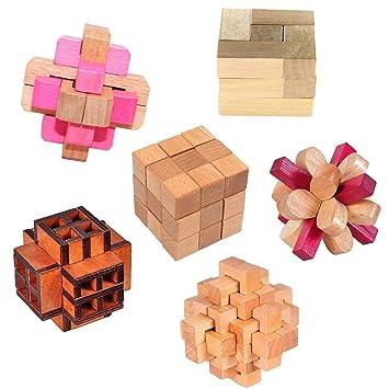 I Q Puzzle gift pak