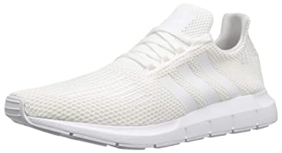 bcdf1b0f7721 adidas Originals Men s Swift Running Shoes White Black