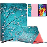 Galaxy Tab 4 10.1 Case - Newshine Stand Folio Case Cover for Samsung Galaxy Tab 4 10.1 Inch Tablet SM-T530NU, with…