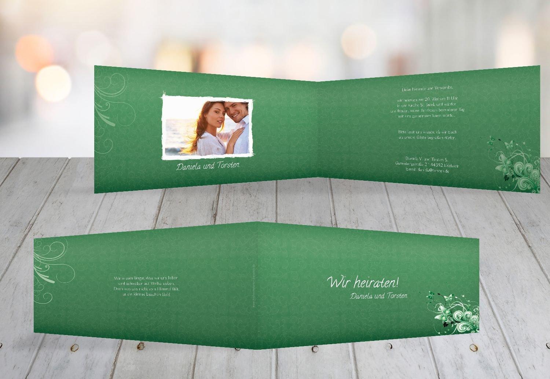 Kartenparadies Hochzeitskarte Hochzeit Einladung Din Liebeswunder, hochwertige Einladung zur Heirat inklusive Umschläge   10 Karten - (Format  215x105 mm) Farbe  RosaRosa B01N5RPHKC | Feinen Qualität  | Sehr gute Qualität  | Modern