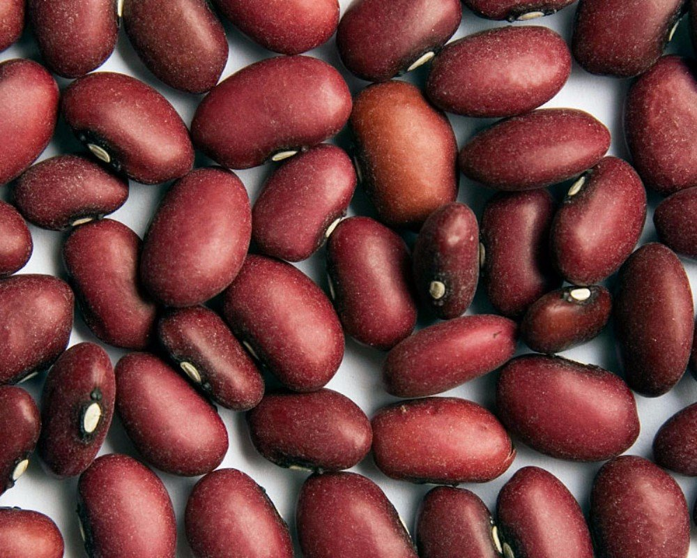 SMALL RED MEXICAN BEANS- 55lb