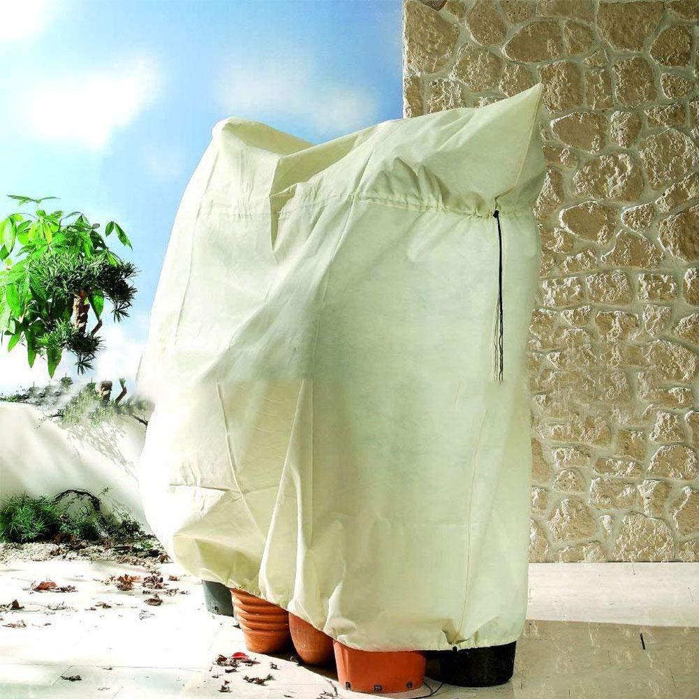 Housses Dhivernage 80cm Housse De Protection pour Plantes,100
