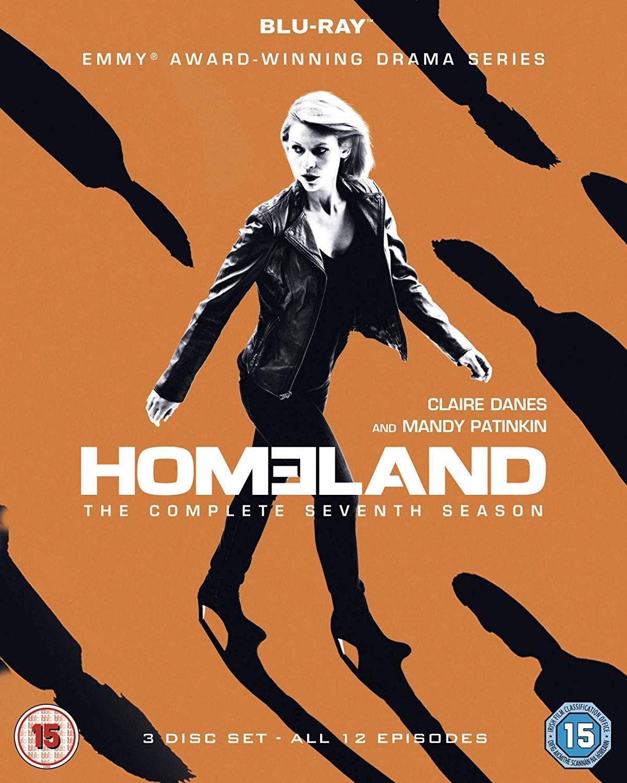 Homeland S7 [Blu-ray] [2018]