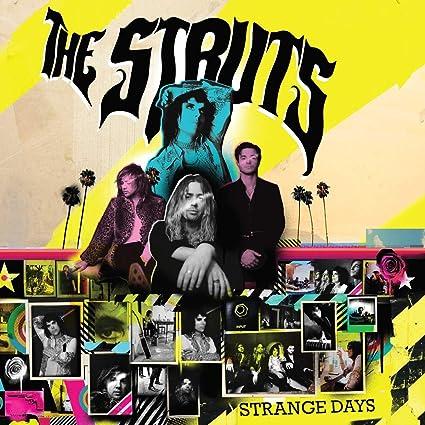 Buy The Struts - Strange Days New or Used via Amazon