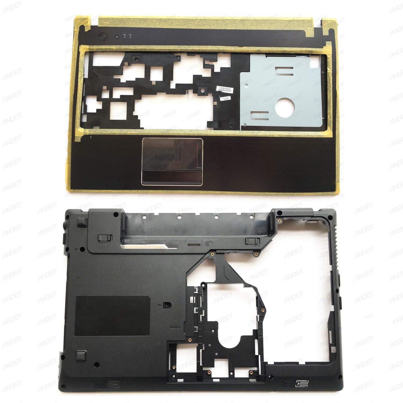 人気の Andet オリジナル 交換用 Lenovo G570 G575 ボトムカバー TP standard パームレスト 上部ケース B07KVWSPKY タッチパッドなし HDMI WO HDMI AP0GM000A10 AP0GM000A00 AM0GM000400 standard size ブラック AM0GM000400 CD TP HDMI B07KVWSPKY, アジアン雑貨ティニー:585a84b7 --- a0267596.xsph.ru