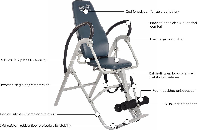 Stamina Inline Inversion Chair 2