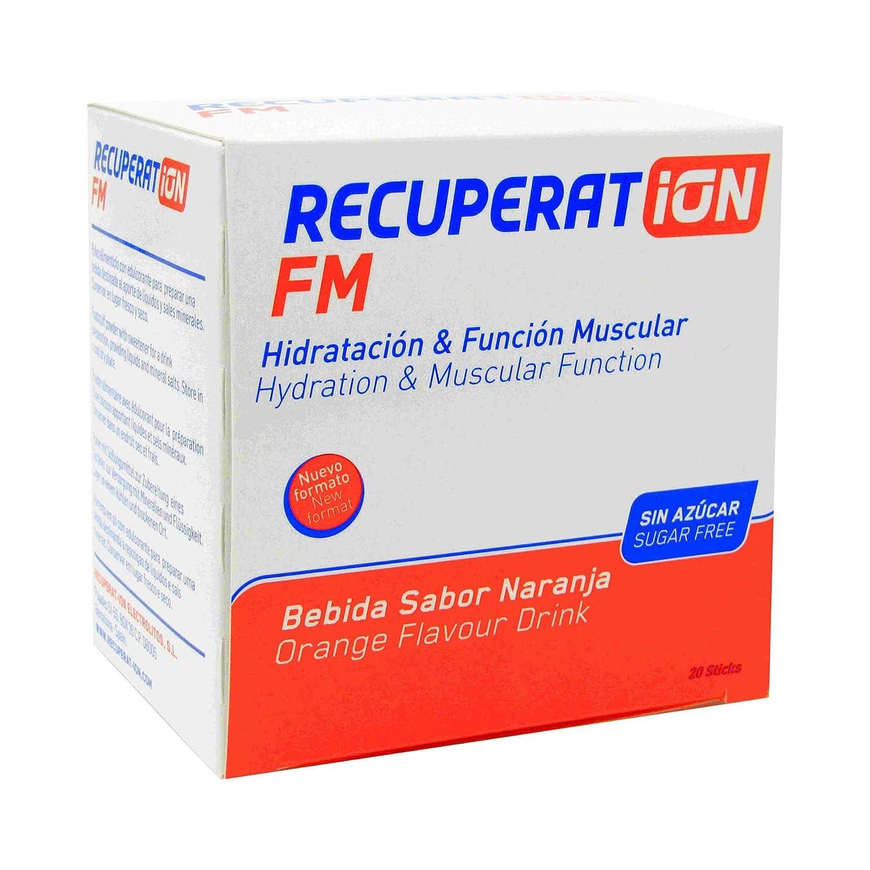 RECUPERAT-ION FM Sin Azúcar Naranja 20 Sobres: Amazon.es: Salud y cuidado personal