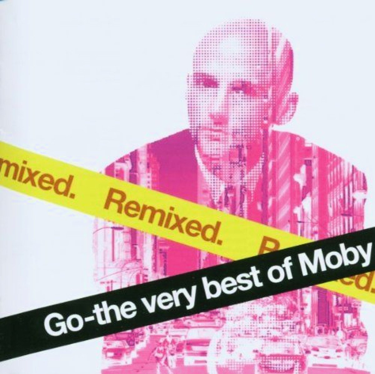 Go Very Best Moby Remixed Image 1