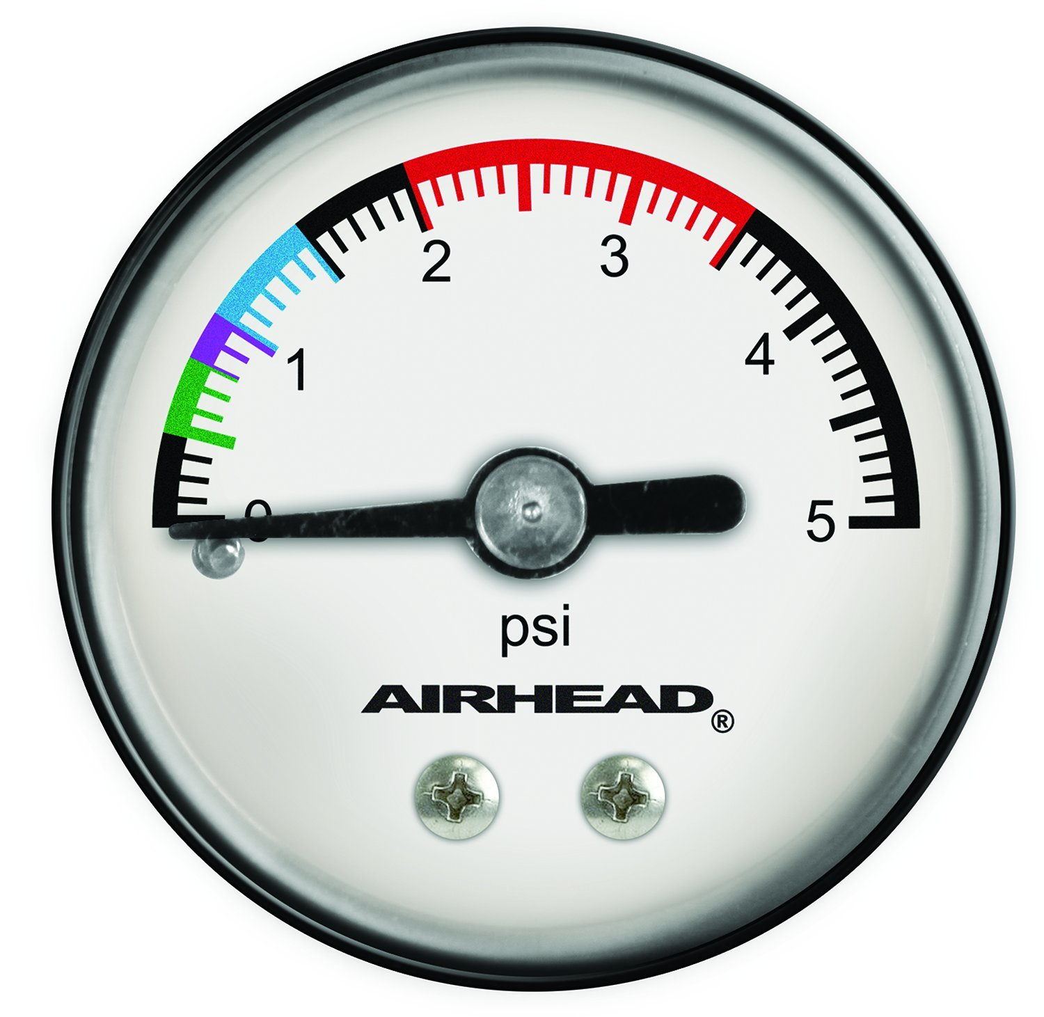 Airhead Pressure Gauge for Inflatables
