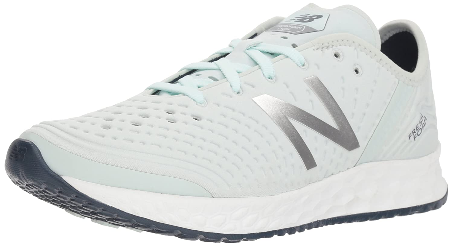 New Balance Women's Fresh Foam Crush V1 Cross Trainer B075R7BYTH 5 W US|Light Blue