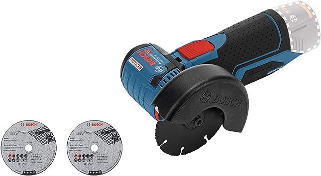 Bosch Professional GWS 12V-76 - Amoladora angular a batería 12V ...