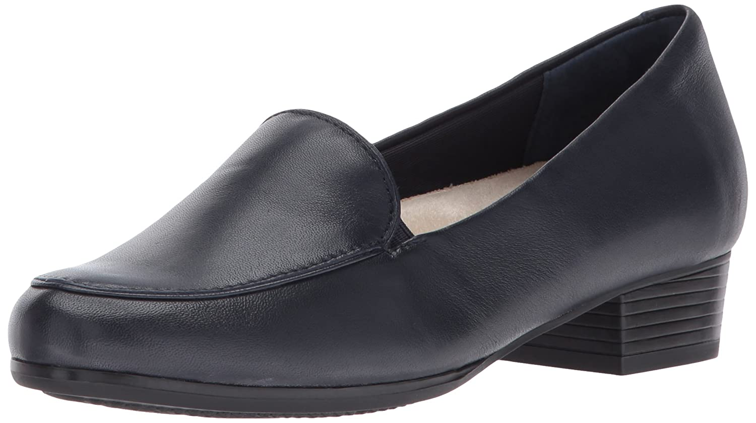 Trotters Women's Monarch Flat B01N7KX8X1 10.5 B(M) US|French Navy