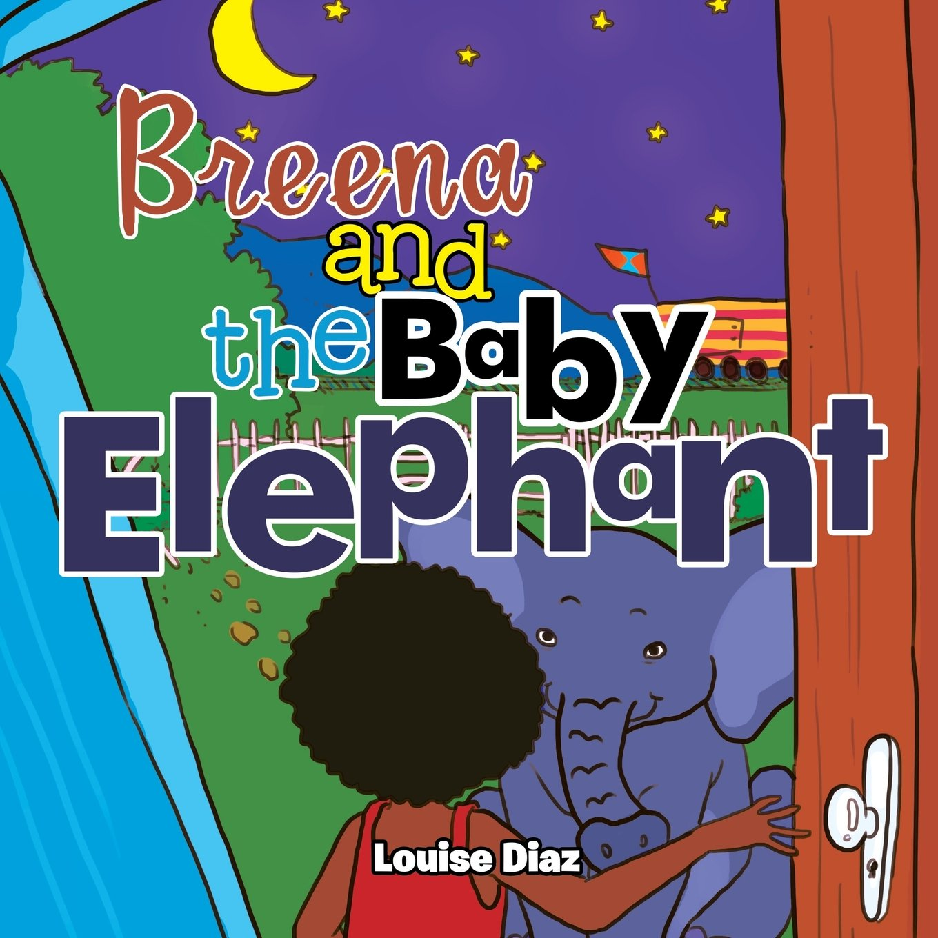 Download Breena and the Baby Elephant pdf