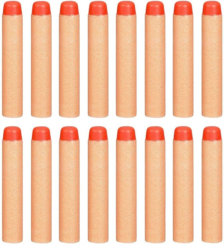 16 Pack Nerf Clip System N-strike Ammo Darts
