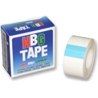 HBG Hypoallergenic Double Sided Transparent Toupee/Wig/Dress/Body Adhesive Tape (25mm) 5 meters in length Single Pack
